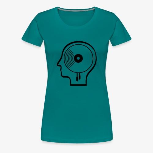 milaos kopf - Frauen Premium T-Shirt