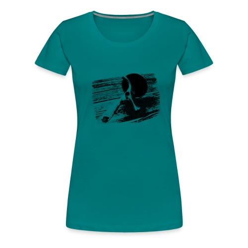 Florett Stillleben - Frauen Premium T-Shirt