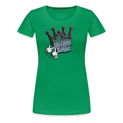 all hands on deck - Women's Premium T-Shirt