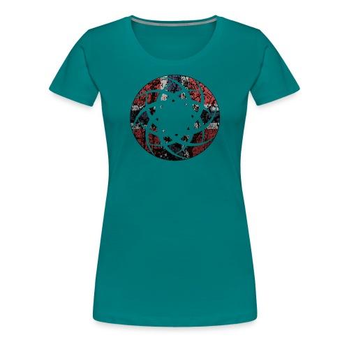 norway - Premium T-skjorte for kvinner