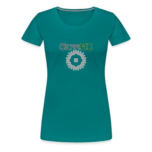 GearMC - Maglietta Premium da donna