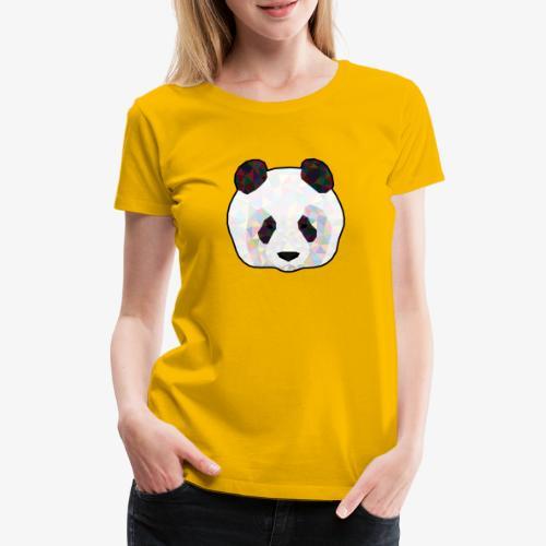 Panda - T-shirt Premium Femme