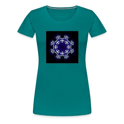 Mandala Diamante - Camiseta premium mujer