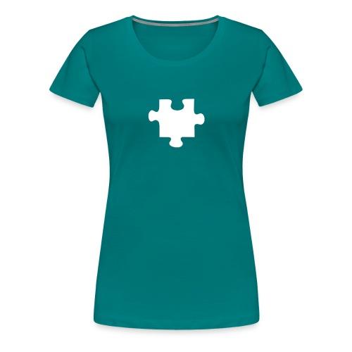 Piece of the Puzzle - Premium T-skjorte for kvinner