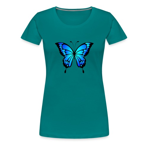 Mariposa - Camiseta premium mujer
