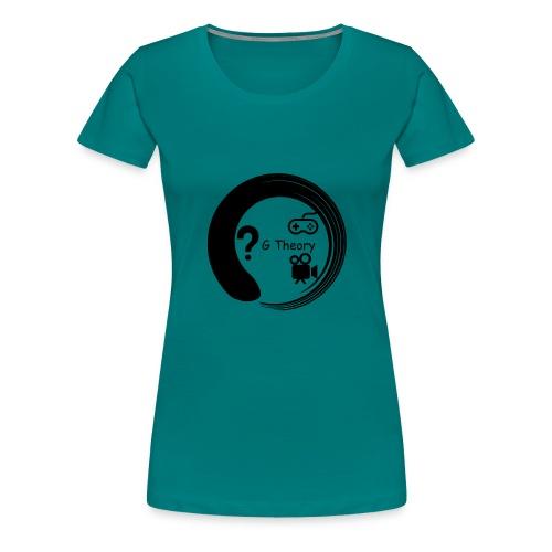 New G Theory Logo - Women's Premium T-Shirt