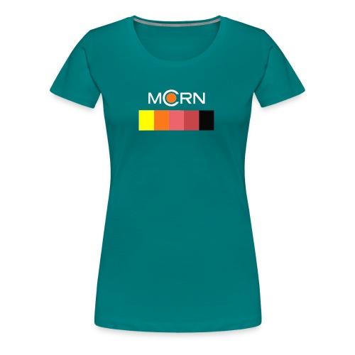 MCRN - Premium-T-shirt dam