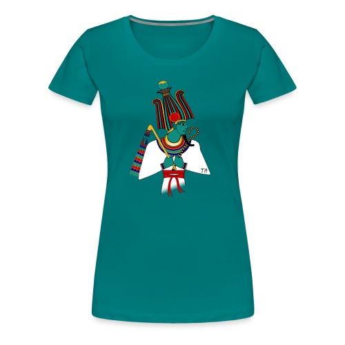ÄGYPTEN - Osiris - altägyptische Gottheit - Frauen Premium T-Shirt