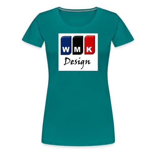 WMKDesign1 - Camiseta premium mujer