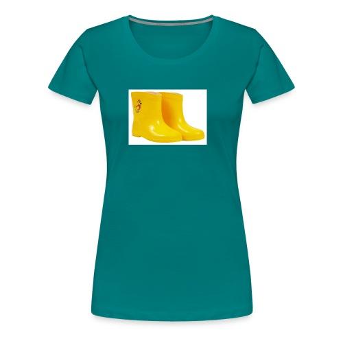 stiefel - Frauen Premium T-Shirt
