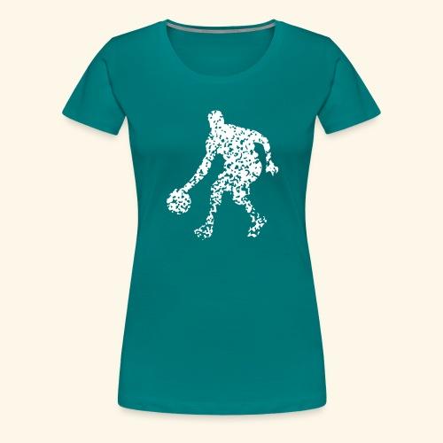 basketball 2 - Camiseta premium mujer