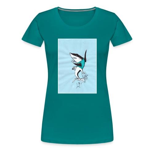 Scan_20160812_124012 - Maglietta Premium da donna