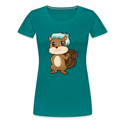 TheKremsi Logo - Frauen Premium T-Shirt