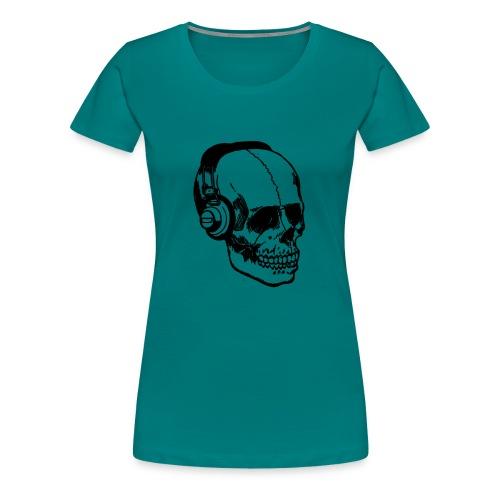 lydbog_6 - Dame premium T-shirt