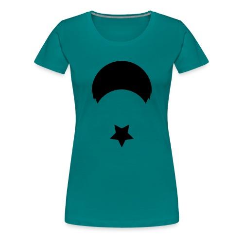 Fallin - Frauen Premium T-Shirt