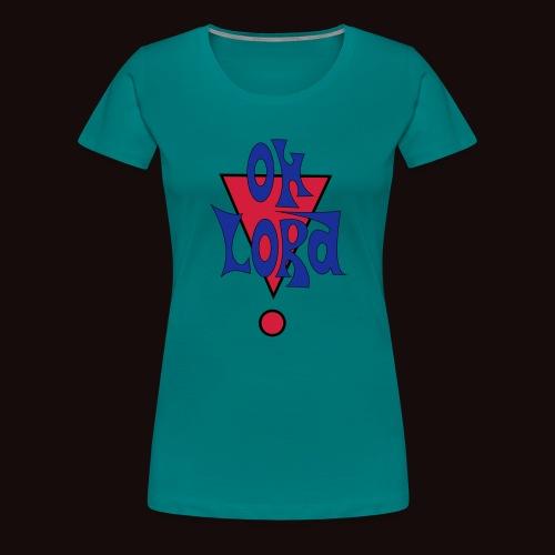 ohlord - Vrouwen Premium T-shirt