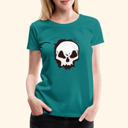 skull favorite - Camiseta premium mujer