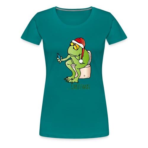 Christmas Bescherung - Frauen Premium T-Shirt