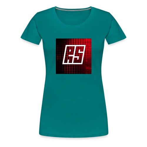 CoolRifqyLogo - Women's Premium T-Shirt