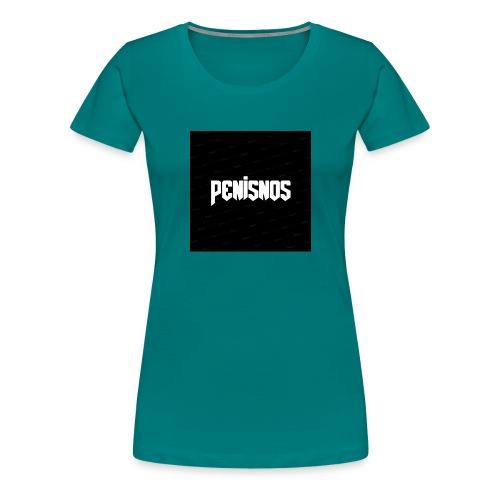 Peninos 3.0 - Premium-T-shirt dam