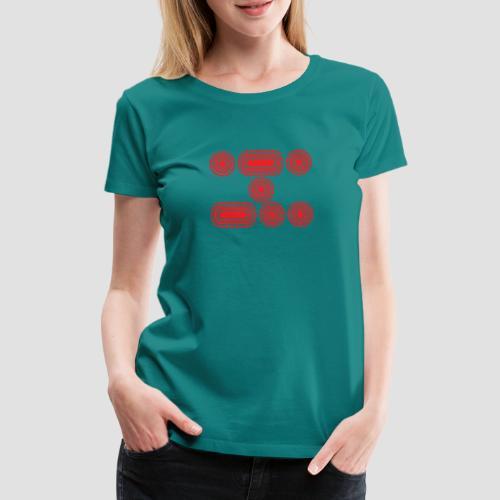 CODE RED - Women's Premium T-Shirt
