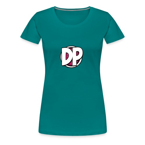 Denz playz snapback - Women's Premium T-Shirt