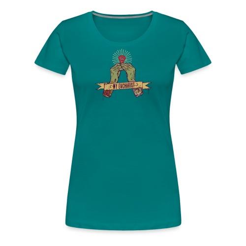 MY EUCHARIST - Koszulka damska Premium