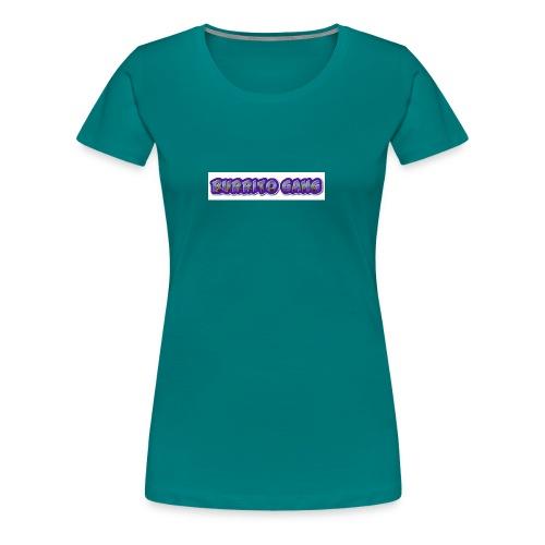BURRITO GANG MALLISO - Naisten premium t-paita