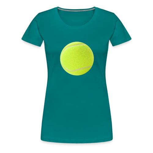 Pelota Padel / Tenis - Camiseta premium mujer