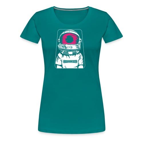 CosmoMedia 2 - Camiseta premium mujer