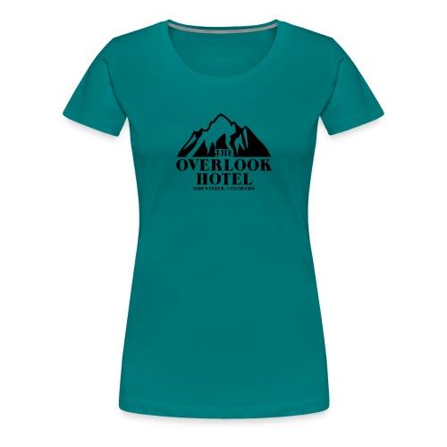 The Overlook Hotel merch - Women's Premium T-Shirt