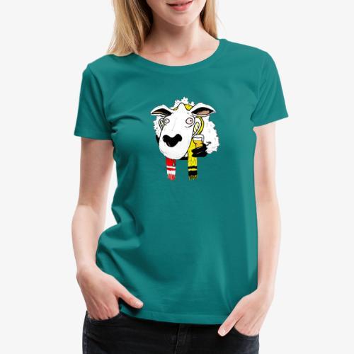 Schaap Lier Gere Bij - Vrouwen Premium T-shirt