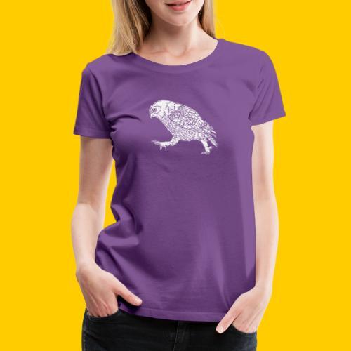 Oh...wl - Premium-T-shirt dam