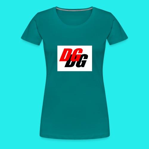 Danipani91 Games || Flex cap - Vrouwen Premium T-shirt