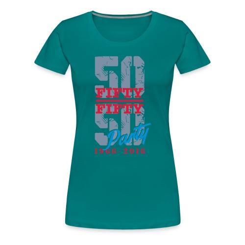 ADO - T-shirt Premium Femme
