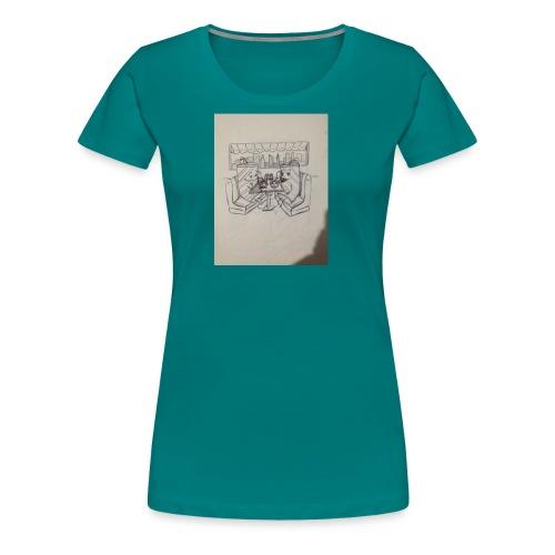 Compartimos juntos - Camiseta premium mujer