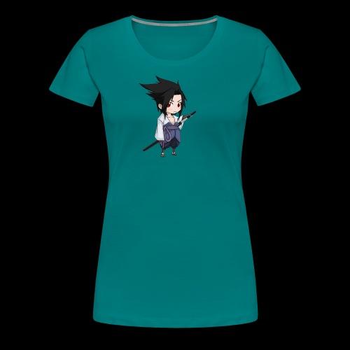 Sasuke - T-shirt Premium Femme