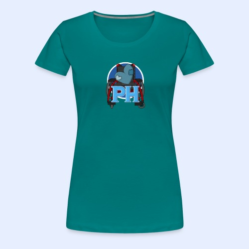 Piper v2 - Women's Premium T-Shirt