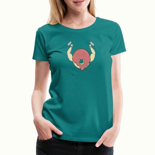 Wild Donut - Camiseta premium mujer