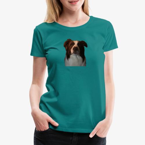 colliebraun - Vrouwen Premium T-shirt