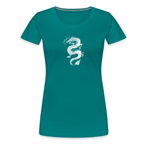 Dragone - Maglietta Premium da donna