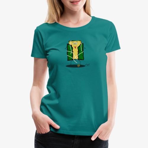 Hallaca Gozona - Camiseta premium mujer