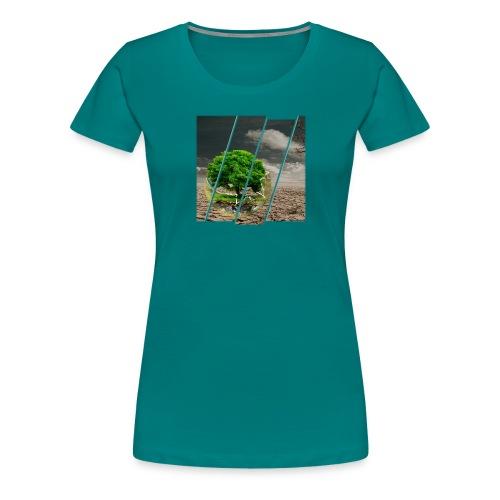 Terre - T-shirt Premium Femme