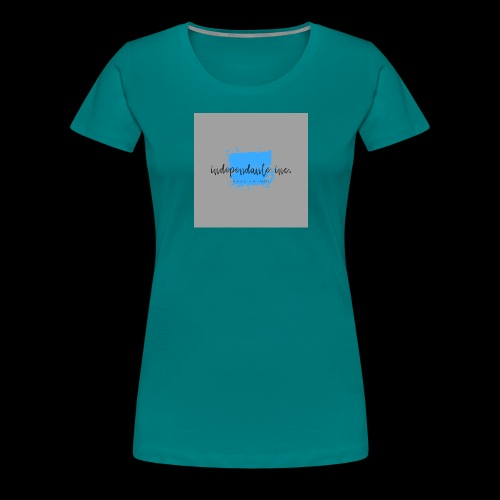 independante inc. - T-shirt Premium Femme