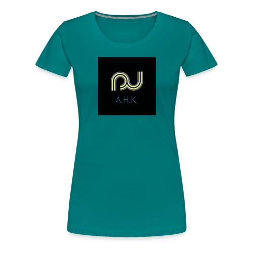 A.H.K - T-shirt Premium Femme