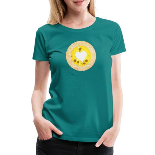 Sternentor der Wertschätzung - Frauen Premium T-Shirt