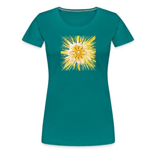 Sternentor der LichtKraft - Frauen Premium T-Shirt