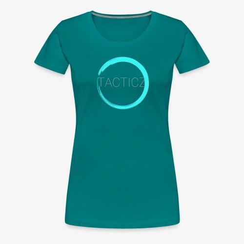 TACTICZ Groß - Frauen Premium T-Shirt