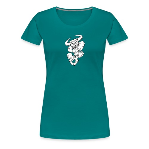 piston toro - Maglietta Premium da donna