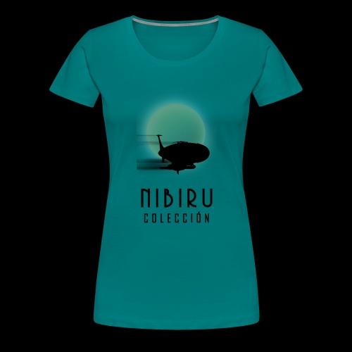 NibiruLogo - Camiseta premium mujer